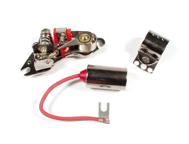 Accel Ignition Contact Set and Condenser Kit