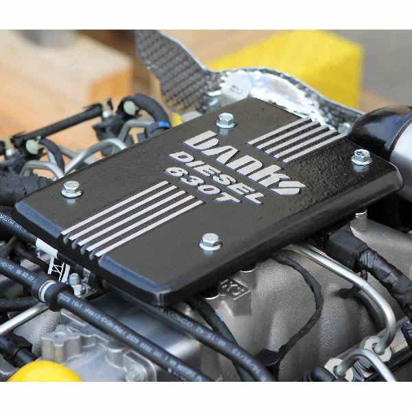 Banks Engine Intake Manifold Cover