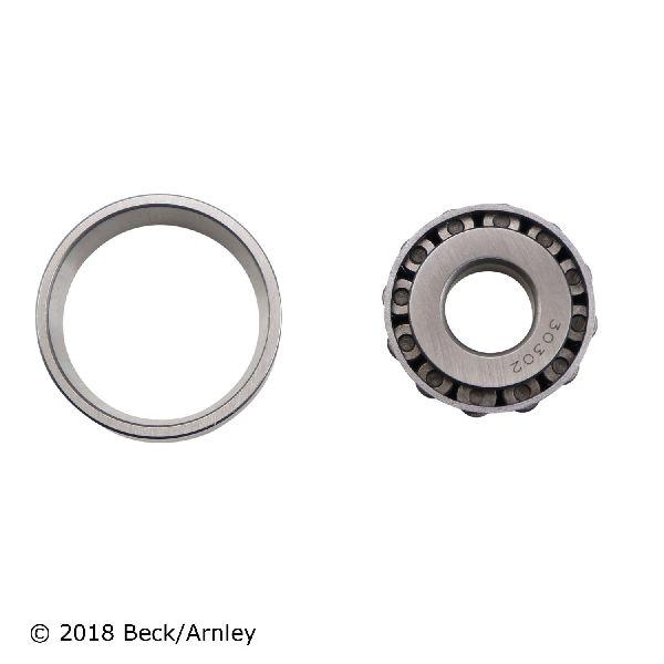 Beck Arnley Steering King Pin Bearing  Front Lower