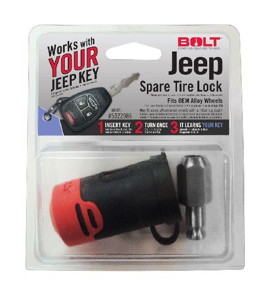 BOLT Spare Tire Lock