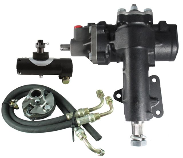 Borgeson Manual Steering to Power Steering Conversion Kit
