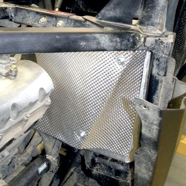 Design Engineering Exhaust Heat Shield