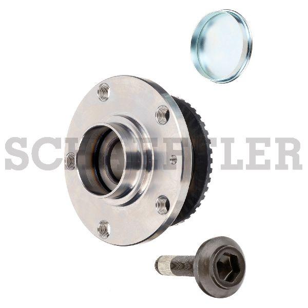 FAG Wheel Bearing and Hub Assembly Repair Kit  Rear