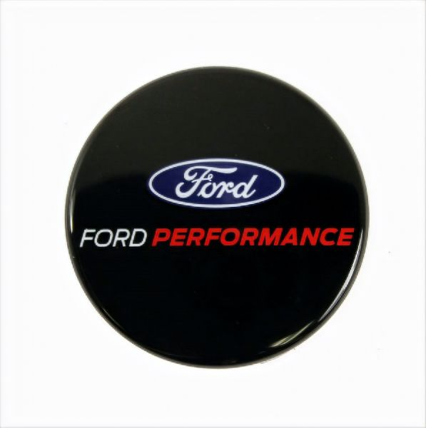 Ford Racing Wheel Cap