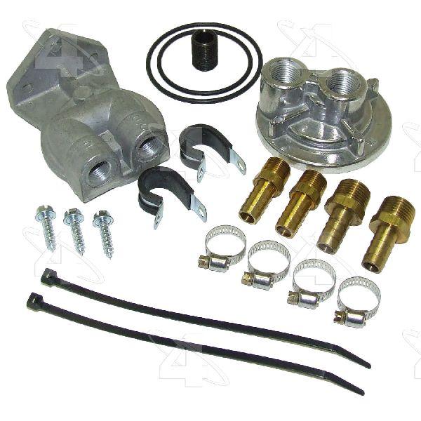 Hayden Engine Oil Filter Remote Mounting Kit