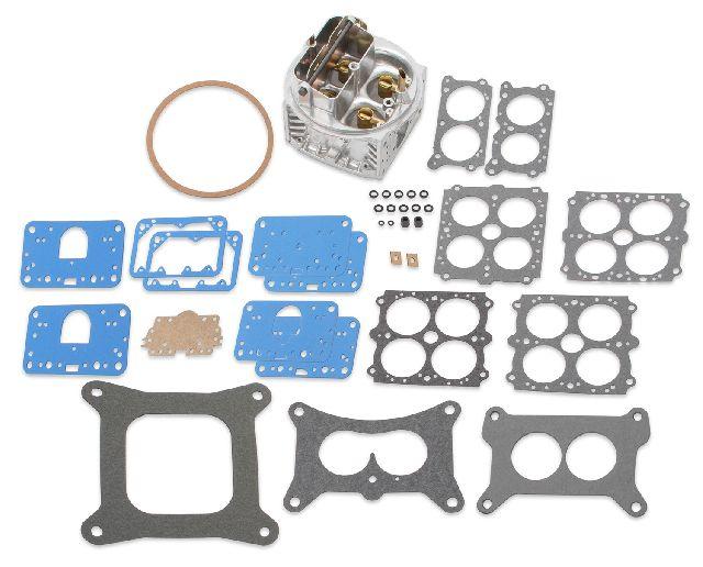 Holley Carburetor Main Body