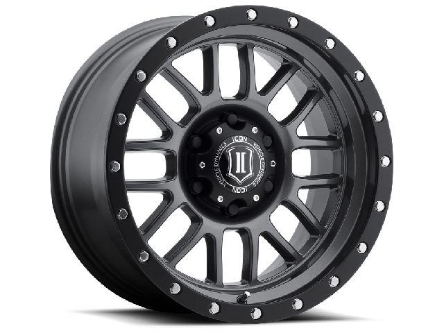 ICON Alloys Wheel