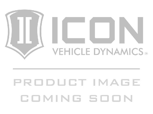 ICON Vehicle Dynamics Steering Stabilizer Hardware Kit