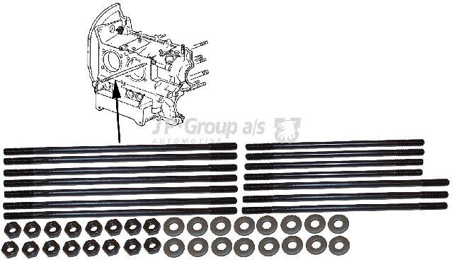 Jopex Engine Cylinder Head Stud