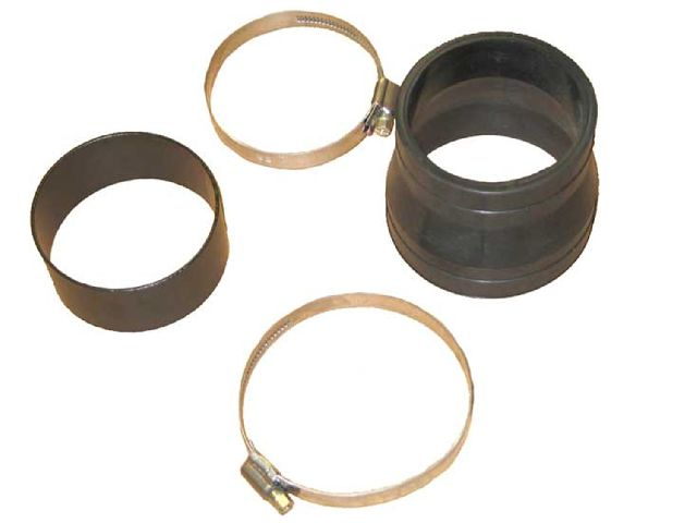 K&N Secondary Air Injection Fresh Air Duct Hose