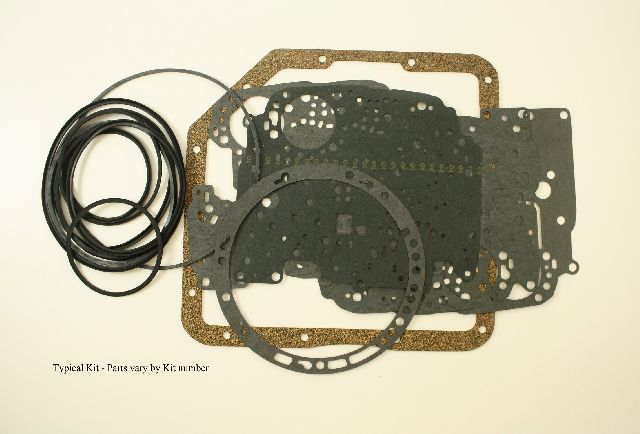 Pioneer Cable Automatic Transmission Gasket Set