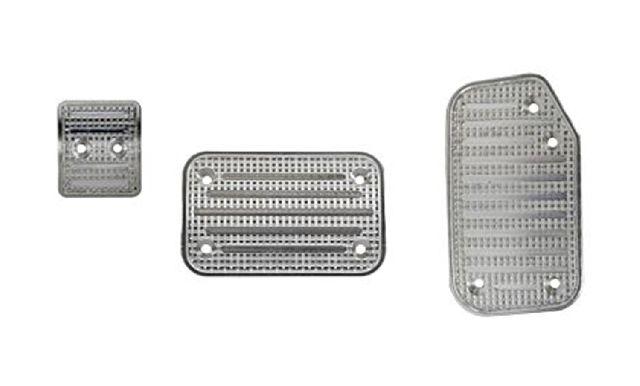 Putco Accelerator / Brake / Clutch Pedal Set