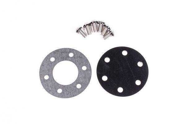 RADIUM Engineering Fuel Filler Neck Plate