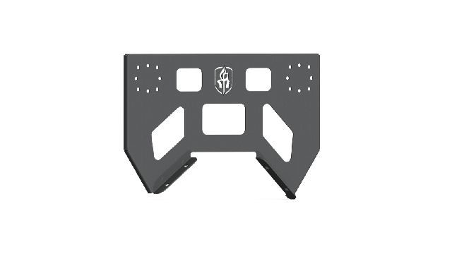 Road Armor Spare Tire Carrier