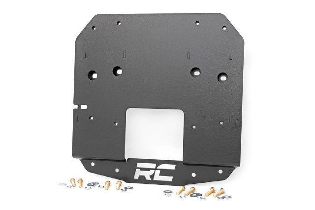 Rough Country Spare Tire Relocation Kit