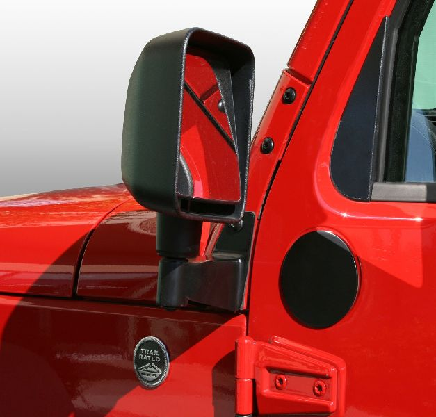 Rugged Ridge Door Mirror Bracket Cover
