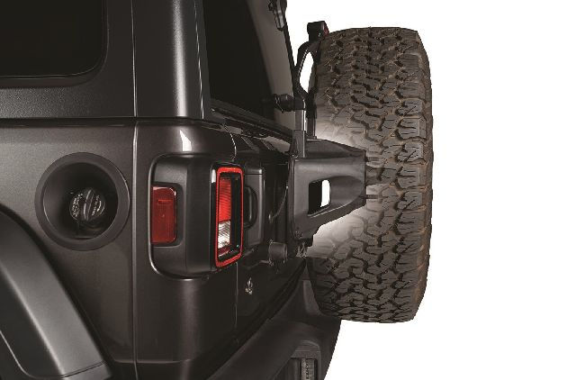 Rugged Ridge Spare Tire Bracket
