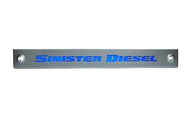 Sinister Diesel Radiator Support Bracket