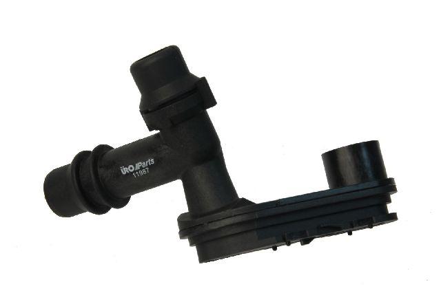 URO Parts Engine Coolant Reservoir Hose Connector